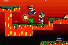 Mario And Luigi Escape 1