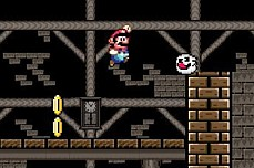 Mario Ghost House