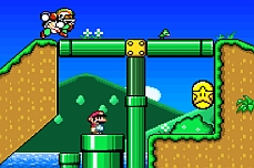 New Super Mario World 1