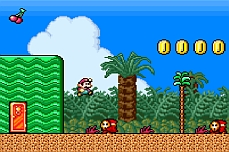 Super Mario 2 Dream Courses
