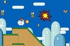 Super Mario Cloud