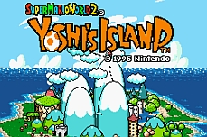 Mario World 2 Yoshis Island