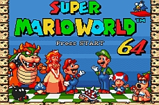 Super Mario World 64