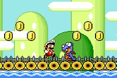 Mario World Kameks Island