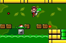 Marios Crystal Island Adventure