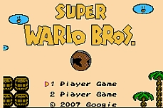 Super Wario Bros 3 - play the rom for free online