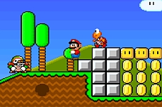 Superstar Mario World