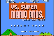 Vs Super Mario Bros Home Edition